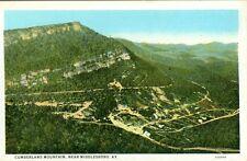 Middlesboro Ky Beautiful Cumberland Mountain