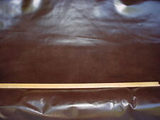 Kravet Couture 41.68 Sf Brockway In Espresso Cowhide Leather Upholstery