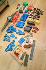 Large Thomas The Tank Engine Trackmaster Set Engines, Track, Buildings, Bridges