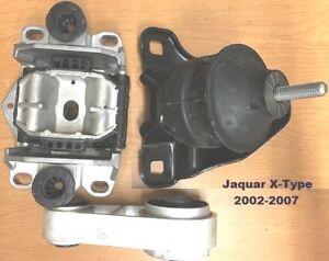 Jaguar X Tipo Diesel Motor Caja De Cambios De Montaje Superior