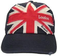 Souvenir Regalo-Londres Inglaterra De Union Jack Marina Cap Hat