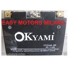 BATTERIA OKYAMI YTX20L-BS Kymco Quad Maxxer i 450 MXU IRS UXV MXU I 500 MXU 700I