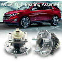 (2) Rear Wheel Hub Bearing & Hub Assembly for Chevy Impala Pontiac Grand Prix