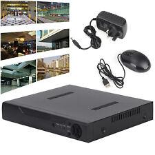 4CH Channel 1080N/720P AHD DVR NVR HDMI P2P Cloud Network Digital Video Recorder