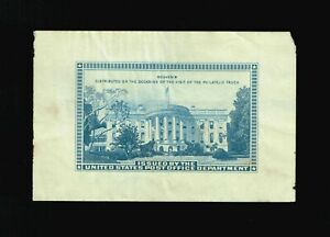 Souvenir Distributed on the Occasion of the Visit of the Philatelic Truck   1939