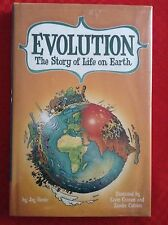 Evolution the story of life on Earth Hc Jay Hosler and Zander Cannon