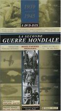 COFFRET 8 DVD La seconde guerre mondiale + Livre 240 pages Fr/Angl MEMBRAN