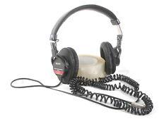 SONY MDR-V6 Dynamic Studio Monitor Stereo Headphones - Sound Great