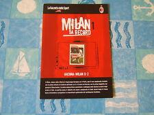 MILAN DA RECORD=COLLEZIONE FRANCOBOLLI=N°1 ANCONA-MILAN 0-2=BENIN