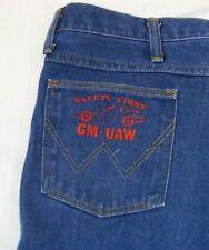 Vtg,Wrangler,Blue Jeans Men's 42/30 Regular Fit Boot cut,USA,From Corvette Plant