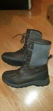 UGG Australia Adirondack III Boots EU 37 US 6.5 Stiefel Schuhe grau 1095141 neu