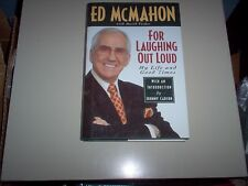 "Ed McMahon "" For Laughing Out Loud""-hardback"