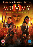 The Mummy - Tomb Of The Dragon Imperatore DVD Nuovo DVD (8255611)