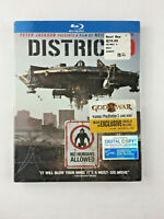 District 9 BLU-RAY Neill Blomkamp(DIR) 2009