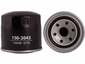 For 1980-1981 Plymouth Arrow Pickup Oil Filter Denso 72647WX