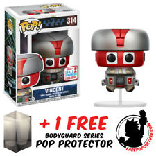 FUNKO POP VINYL THE BLACK HOLE VINCENT NYCC 2017 EXCLUSIVE + FREE POP PROTECTOR
