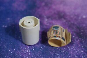 VINTAGE Star Wars DROID FACTORY PLAYSET PART ~ 3 LEG R2-D2 FIGURE ~ BODY KENNER