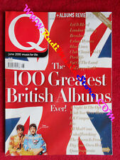 Q Magazine 165/2000 Shirley Manson Jon Bon Jovi Primal Scream Ian Dury No cd