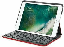 Logitech Red Canvas Bluetooth Keyboard Case for iPad Mini, 2 and 3 Cover SALE