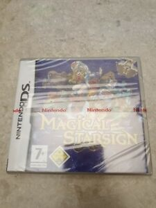 Magical Starsign (Nintendo DS, 2006) PAL New