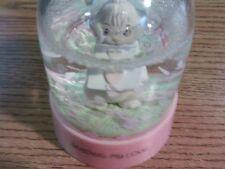 Vintage 1989 Precious Moments Snow Globe - Sending my Love