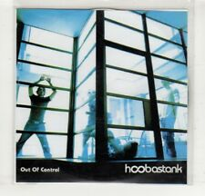 (HM353) Hoobastank, Out Of Control - DJ CD