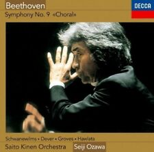 Beethoven: Symphony 9 Choral [New CD] Shm CD, Japan - Import
