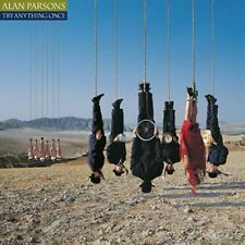 Alan Parsons, Parsonsalan - Try Anything Once [New Vinyl] Holland - Import