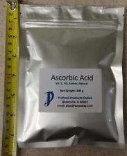 Ascorbic Acid, Vitamin C Powder,200g, 100% Pure, all natural
