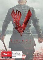 Vikings : Season 3 DVD : NEW