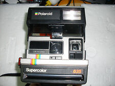 MACCHINA FOTOGRAFICA POLAROID SUPERCOLOR 635 LM PROGRAM GRIGIA