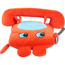 "Shopkins Cuddle Plush Stuffed Phone Pillow, Chatter - LARGE 15"" Size!!"