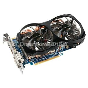 GIGABYTE NVIDIA GeForce GTX660 2GB DDR5 DP/DVI/HDMI PCI-Express Video Card
