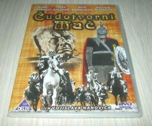 CUDOTVORNI MAC DVD FILM