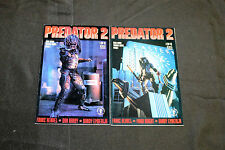 COPPER AGE DARK HORSE PREDATOR 2 SET #1-2 (9.2 OB) 1991