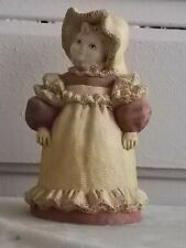 """Rare Vintage """"Marty Sculpture"""" Lady Bell Created By Martha Carey"""