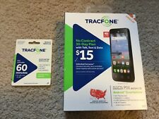 Tracfone Alcatel One Touch Pixi Avion Lte Brand New in Package w refill card