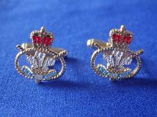 STAFFORDSHIRE REGIMENT CUFF LINK SET