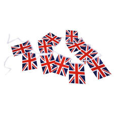 Union Jack Flag Bunting 12 ft with 11Flags Z6W9
