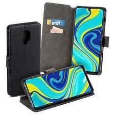 Case Hülle Tasche Book Style mit Standfunktion für Xiaomi Redmi Note 9S Etui