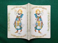 HOLLY HOBBIE Quaderno scuola vintage A5 righe L , Mondadori (1979) copybook