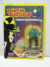 1990 Playmates DICK TRACY Action Figure- The Tramp (L8663)