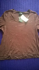 Brand New With Tags Laura Ashley Sequinned Lovely top hand embellished