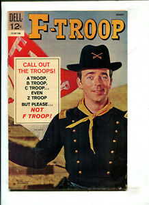 """F-TROOP #7 """"Fisherman Collection"""" (6.0) 1967"""