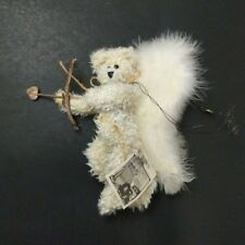 Decorative Valentines Plush Bear The Gunny Shack Whimsical Cupid Stuffed Animal