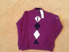 Cutter & Buck Mens Tech Lined Windblock Sweater Brand New with Tags