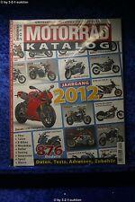 Motorrad Katalog Nr. 43 2012