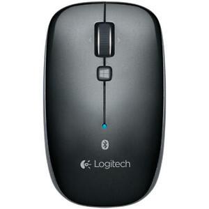 Logitech M557 1000 DPI Wireless Bluetooth Mouse Mac Windows tablet Computer Mice
