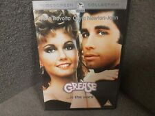 Grease (DVD) John Travolta, Olivia Newton John - the classic musical