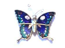 "Very Nice 2"" Butterfly Fridge Magnet"